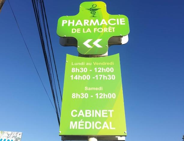 Pharmacie du Tévelave